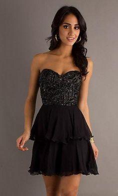 Homecoming Dresses# Short Dress