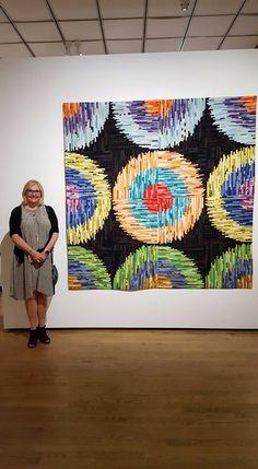 Kerri McQueen Green 's beautiful work — at Muskegon Museum of Art