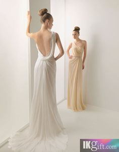 like the idea of asymmetrical draping on the back