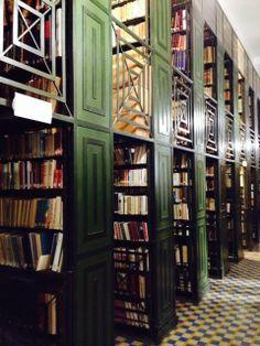 Fondo de la Biblioteca General de la Universidad de Salamanca