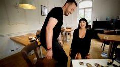 Alexandru Abagiu si Ana Morodan: cea mai amuzanta sedinta de machiaj