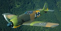 Flying Heritage Collection - Focke-Wulf Fw 190 A-5 In England and later in the U.S., the fighter underwent an extensive restoration process. Today, the plane is the only original flyable Focke-Wulf 190A fighter to take to the skies with a genuine BMW 801 engine.