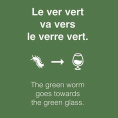 French Verbs, French Grammar, French Phrases, Language Study, Learn A New Language, French Language, How To Speak French, Learn French, Learn English
