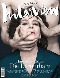Interview Germany February 2013 Hannelore Elsner by Ralph Mecke