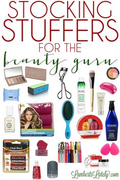 101 Unique Stocking Stuffers For Women