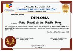 diploma para nios diplomas plantilla diplomas para editar diplomas escolares diplomas editables