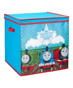 Love this Extra-Large Thomas The Tank Engine Storage Box by Thomas & Friends on #zulily! #zulilyfinds