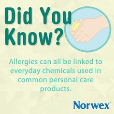 Crazy! Learn how Norwex can help reduce toxic chemicals in your personal care and cleaning products.