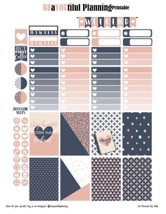 Free Printable Be Kind Planner Stickers {PDF and Silhouette Files for the Happy Planner and Erin Condren} from BEaYOUtiful Planning