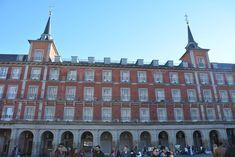 December - Pestana Madrid | Pestana Collection | Spain. Set in the Casa de la Carnicería on the Plaza Mayor.