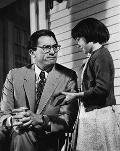 """To Kill a Mockingbird"" (Gregory Peck)"