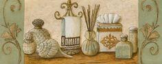Favorite Things II by Charlene Olson - Art Print Framed & Unframed at www.framedartbytilliams.com