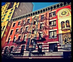 New York Street Art.