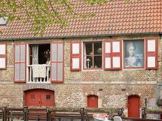 beautifull shop in the hart of Bruges...style : shabby chic...