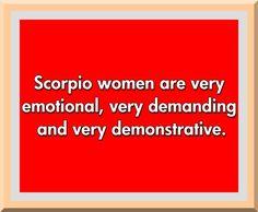 Scorpio Zodiac Quotes And Sayings. QuotesGram