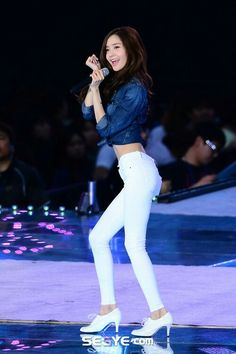 Girls Generation Yoona SMTOWN Live World Tour Seoul