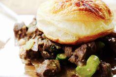 Wagyu Beef & Foie Gras Bottomless Pie