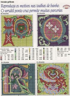 Celtic Alphabet - ssivo cross stitch alphabet 5 of 7