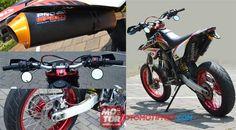 Kawasaki D Tracker 150 Urban Supermoto - Otomotifnet : Mega Portal Berita dan Komunitas Otomotif