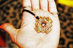 Chakana Necklace with Affirmations