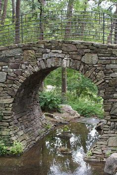 pretty bridge for the average home garden. I wish..