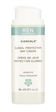 REN EverCalm Global Protection Day Cream From The Plus Size Fashion Community At www.VintageAndCurvy.com