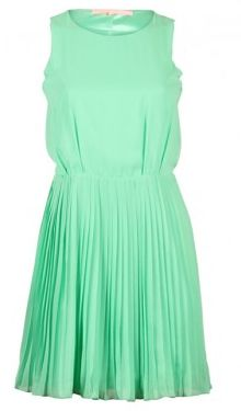 Loving MINT for spring. Jurk Almeida | Dresses Only