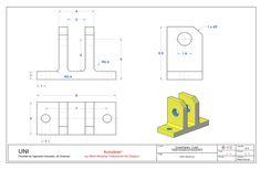 Practica de Clase Autocad 3D N° 2