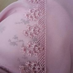 Thread Crochet, Crochet Stitches, Crochet Hooks, Ribbon Art, Needle Lace, Needlework, Knitting, Salons, Lace