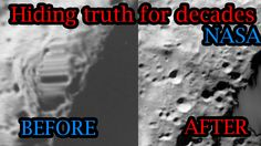 NASA - Hiding anomalies for DECADES - Zeeman and Tycho Crater