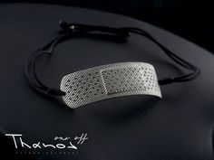 A silver bracelet that will complement your style giving it another spin… http://thanosoneoff.com/collections/silver-bracelets/products/band-aid-bracelet-2 #Thanos #ThanosOneOff #BeOneOfAKind #bracelet #tsiroto #TsirotoCollection #silver #silver925 #platinum #platinumplated #jewel #jewelry #jewellery