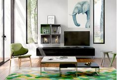 Elegant, minimalist, and natural, the Scandinavian style mantra is an ideal solution to an over-cluttered living space. Earth tones set a serene scene and exposed woods exude rustic charm. Fall in love with this less-is-more look and relax in your new Nordic retreat—Copenhagen can wait.http://www.allmodern.com/deals-and-design-ideas/Scandinavian-Living-Space~E21622.html?refid=SBP.rBAZEVWj90thqRYkpD4UAoyYhYusiErOprfkeD9I-Io