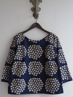 Marimekko Shirts / purchase Actual / natural system brand home delivery purchase specialty shop drop [drop] Kids Fashion, Womens Fashion, Fashion Design, Mode Inspiration, Mode Style, Sewing Clothes, Clothing Patterns, Dressmaking, I Dress