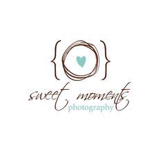 Logo de photographie pré-faites par focusdesigns sur Etsy