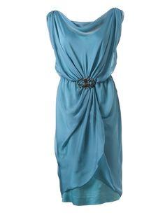 Alberta Ferretti Dress Pattern