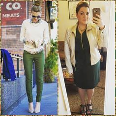 #ChubbyChique 9-14-2016 #ootd #beYOUtiful16 #pinneditspinnedit Olive and tan inspiration