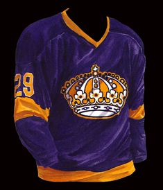 b77c3796a Kings Uniform History - Los Angeles Kings - Kings  History Hockey Logos