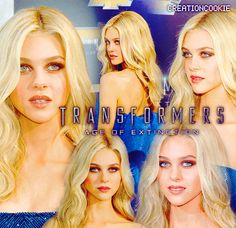 creationcookie: Nicola Peltz Transformers Age Of Extinction - New York Premiere 2014