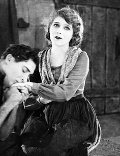 Mary Pickford in The Love Light, 1921.