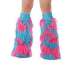 Camo Leg Warmers (20+ color combinations)