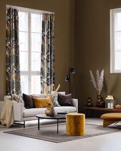 Decor Room, Living Room Decor, Home Decor, Curtains, Teak, Interior Design, Furniture, Style, Rome
