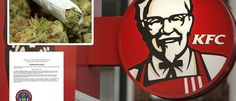 """KFC gets business license to sell marijuana, they decided to incorporate a marijuana dispensary with their Canadafranchise restaurants. KFC was approved on May 15, 2015 for their Marijuana Retail Recreational Pot / Medical Marijuana Occupational Business License.      Franchises in Canada have added this """"option"""" to their menu. In order to be successful, a deep understanding of the market is critical to success, It's all about evolution and we are ready to serve the needs of the people of…"""