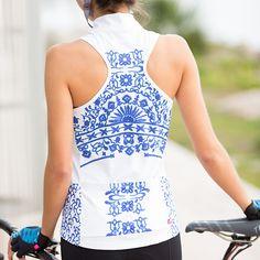We're going dutch. Terry Women's Sun Goddess Cycling Jersey | Terry Bicycles
