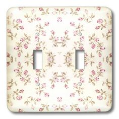 3dRose lsp_174380_2 Image of Tiny Pink Floral Repeat in Shabby Chic Style Light Switch Cover 3dRose http://www.amazon.com/dp/B00IPRCW4C/ref=cm_sw_r_pi_dp_Oin9ub104V8QN