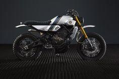 Yamaha XSR 700 by Bunker Custom - News - Moto.it