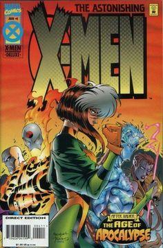 the Astonishing X-Men - the Age of Apocalypse #4 (of 4) by Joe Madureira  Tim Townsend