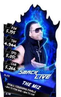 Elite Cards (45) - WWE SuperCard Cards Catalog - S2 & S3 Database