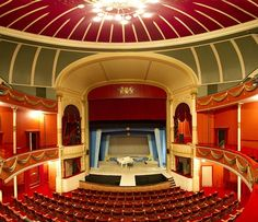 Royal Hippodrome Theatre, Eastbourne