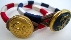 Build your own custom Nautical Bracelet by BeautifulDaughters, $20.00