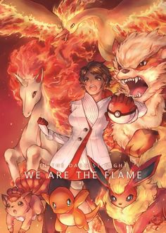 Team Valor - In The Darkest Night We Are The Flame. : pokemongo